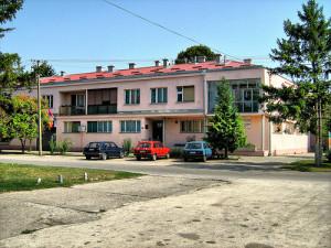 Zgrada Dom zdravlja Alibunar