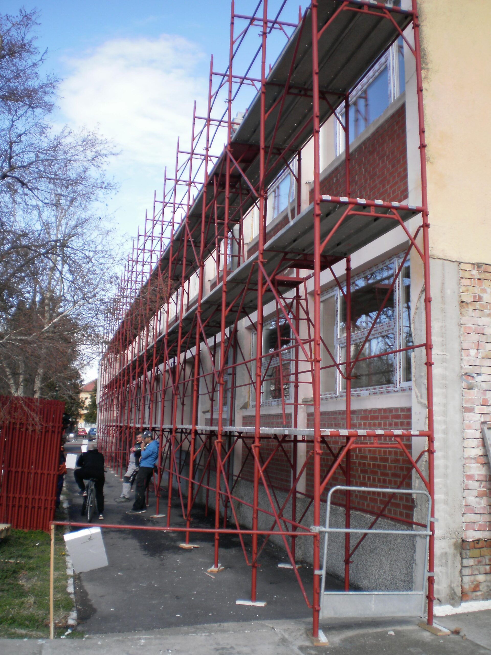 Renoviranje doma zdravlja